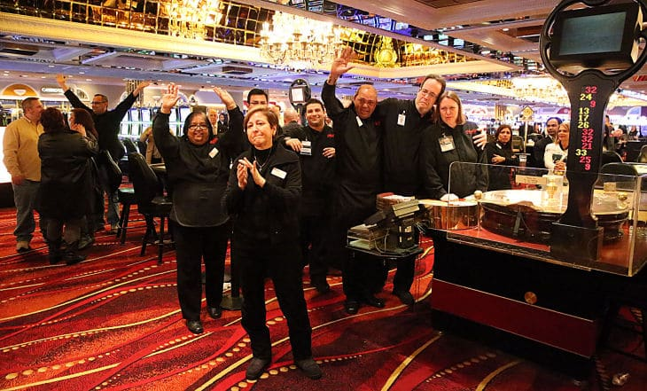 casino employees