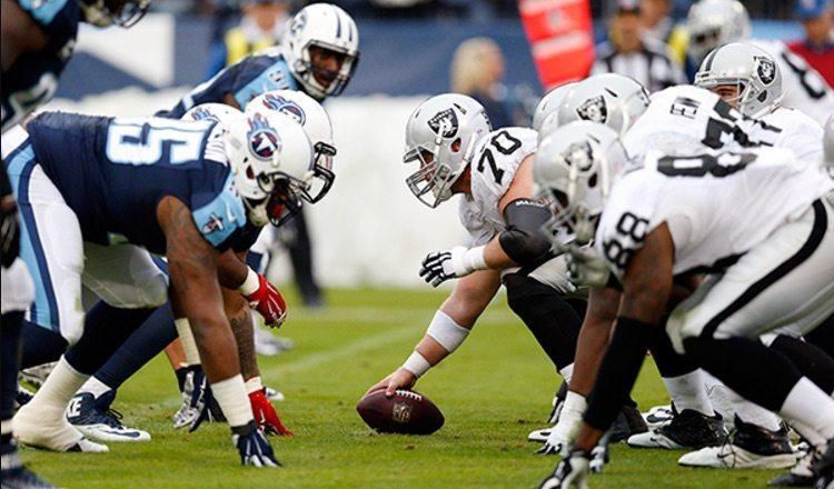 Oakland Raiders Tennesse Titans 8 games I love