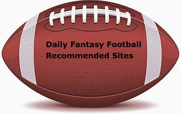 Daily Fantasy Football Recommended Sites. Play now