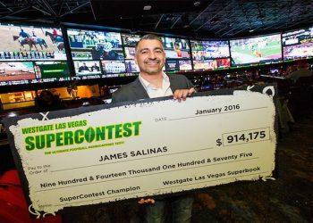 Las Vegas SuperContest Winner James Salinas' Sports Betting Rules Took Shape in the Playground