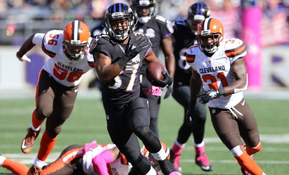 NFL Week 2 Daily Fantasy Value Plays at Every Position for  DraftKings and FanDuel