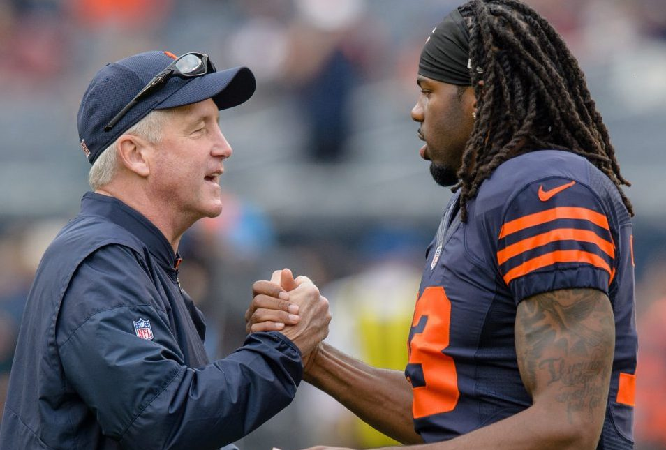 DraftKings NFL Week 1 Value Picks: QBs, RBs, WRs and TE Kevin White