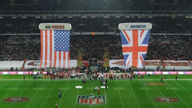 NFL Fans Traveling Abroad Will Experience a Completely Different Atmosphere in London With Sportsbooks Abound