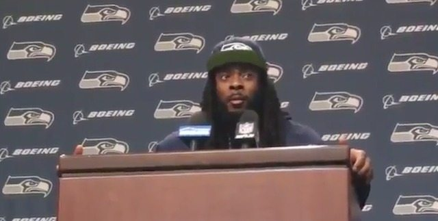Richard Sherman says NFL uses injury reports for gamblers to get odds right