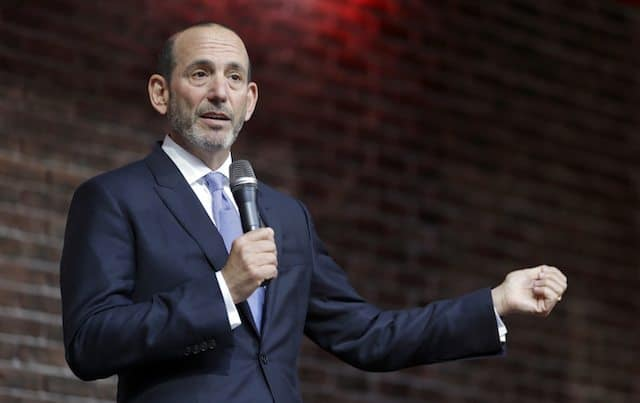 Soccer Commissioner Don Garber Says the MLS Has the Ability and Desire to Push the Envelope on Sports Betting in the United States