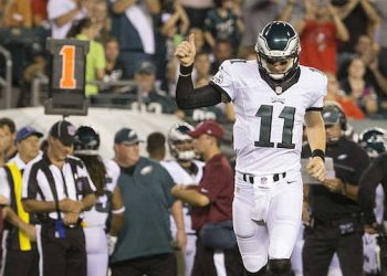Mostly Road Chalk Powers a Comeback for Las Vegas Westgate SuperContest Players in NFL's Week 8. More at SportsHandle.