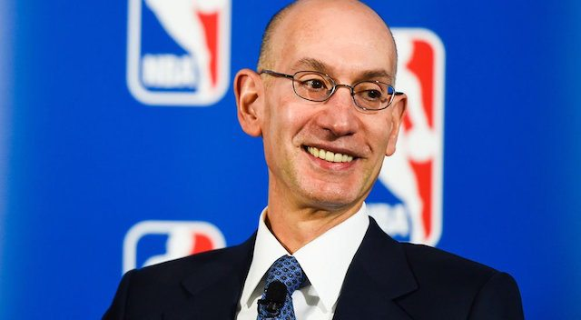 The NBA's Public Support of Legalized Sports Betting Is Difficult to Reconcile With Their Role In Fighting The Very Law That Bans Sports Wagering in the U.S.
