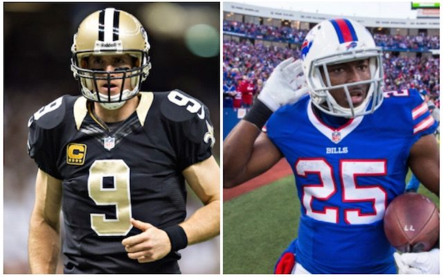 NFL Week 10 Picks, Projections, Saints-Bills Clash, New York Road Favorites, Bucs Sink, Rams Rise
