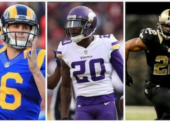 NFL Week 11 Picks, Projections, Saints March, Vikings Sink Rams, Eagles Conquer Cowboys, Patriots Pointslosion