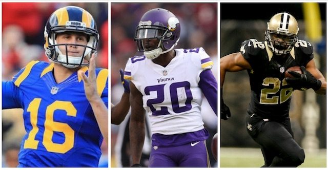 TPS Report: NFL Week 11 Picks, Projections, Eagles-Cowboys Clash, Saints March, Vikings-Rams Battle