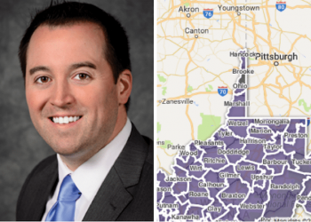 West Virginia Legislator Shawn Fluharty Is Urging His State to Get Ahead on Sports Betting for Competitive Advantage Over Nearby States, Optimistic of Bill Passage
