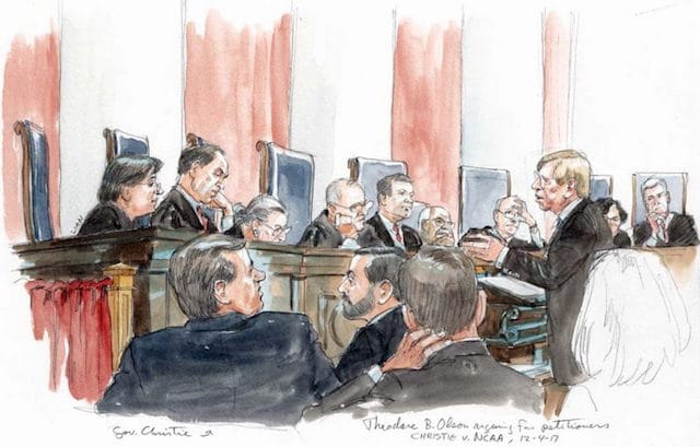 How to Speculate—With Real Money—on the Supreme Court Sports Betting Case