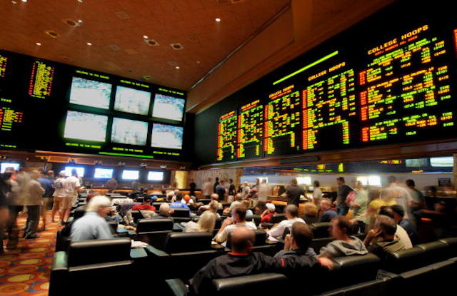 Nevada Sportsbooks Win $25M on $418M January Handle, But Football Handle Down From '17