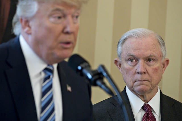 Jeff Sessions' Reversal of Obama-era Policy Softening Enforcement of Federal Anti-Marijuana Law Enforcement Has Implications for Sports Betting