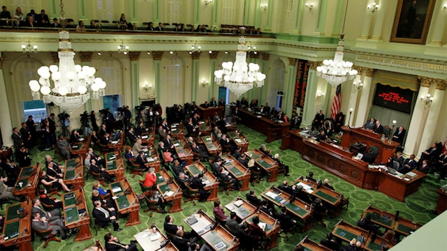 Assemblyman Wants to Bring California's Large Illegal Sports Betting Market Out of the Shadows, Legalize and Regulate It, and Bring and Revenue Into State Coffers