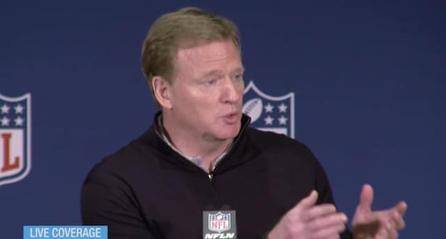 The NFL, Sports Betting, Commissioner Roger Goodell And What May Be Coming Next