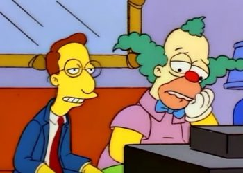 Best Betting Scenes: Krusty Bets Against The Harlem Globetrotters