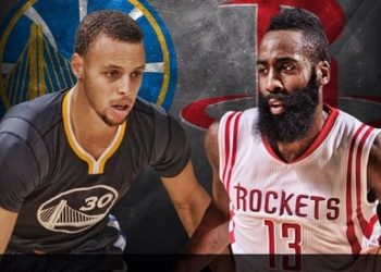 NBA Western Conference Finals Preview, Pick: Houston Rockets vs. Golden State Warriors.