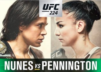 UFC 224: Nunes vs. Pennington, Preview, Betting Picks: Nunes vs. Pennington, Souza vs. Gastelum, Okeinik vs. Albini and more
