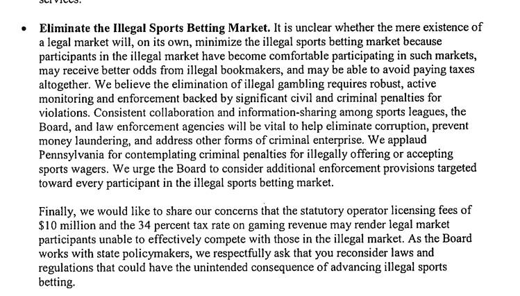 nfl sports betting in pennsylvania