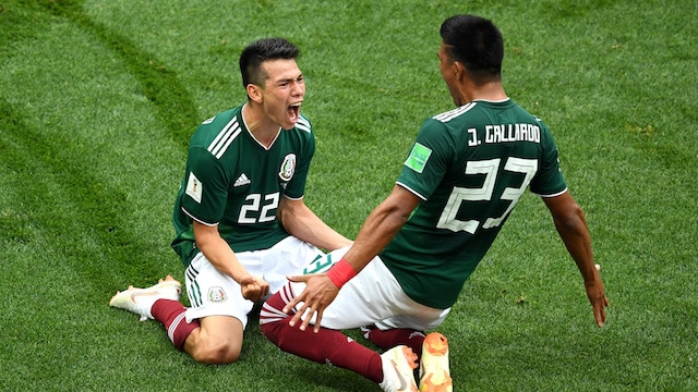Biggest Movers in World Cup After First Round