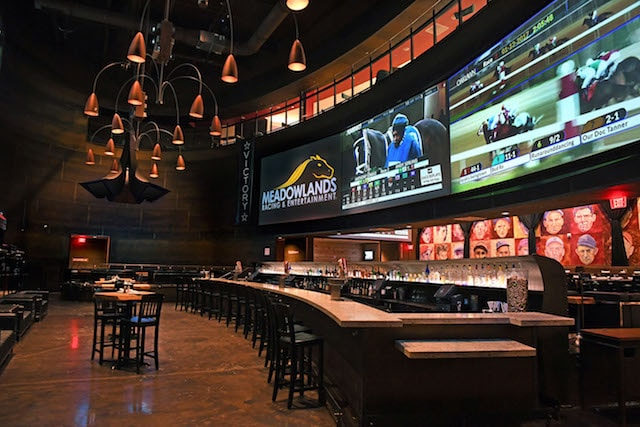 the fanduel sportsbook's victory sports bar and club