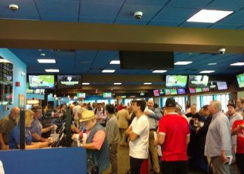 nj sports betting one month anniversary