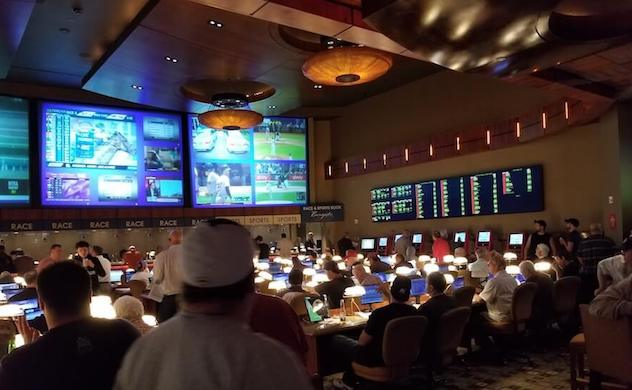 new jersey sports betting numbers from first month are in