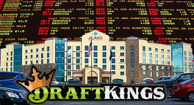 DraftKings Sportsbook at del Lago to officially open at noon Friday