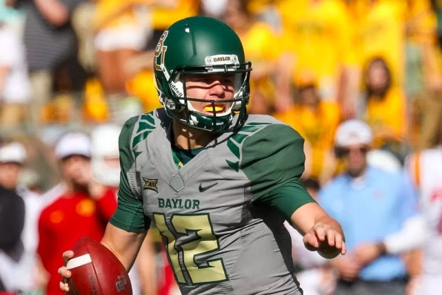 college football picks lines baylor bears