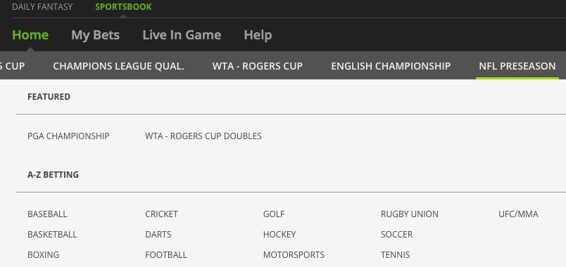 draftkings sportsbook dk sports betting legal betting sites