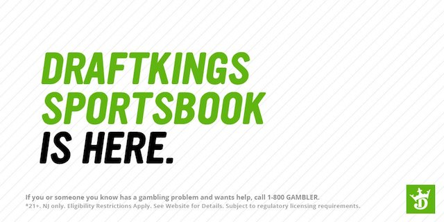 draftkings sportsbook launch nj sports betting