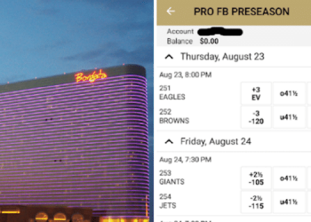 MGM Mobile Sportsbook In New Jersey With Borgata's PlayMGM App