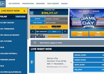 sugarhouse sportsbook online legal nj sports betting