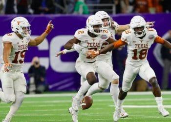 college football picks lines texas longhorns