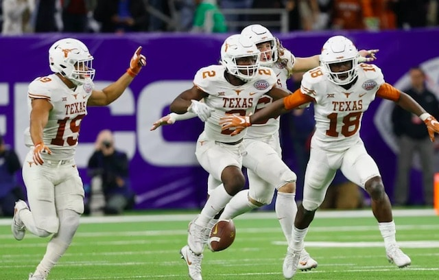 college football picks lines texas longhorns