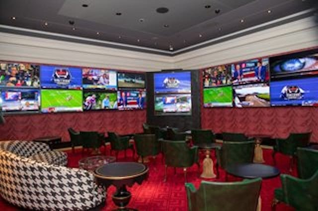 West Virginia FanDuel Sportsbook Greenbrier