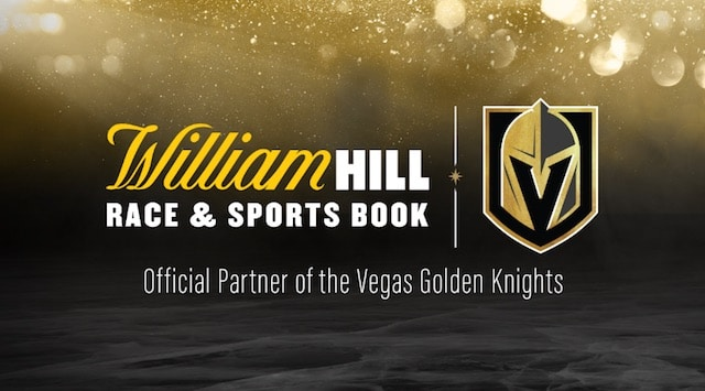 william hill golden knights partnership sports betting