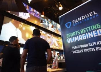 FanDuel sportsbook september revenue report nj sportsbooks