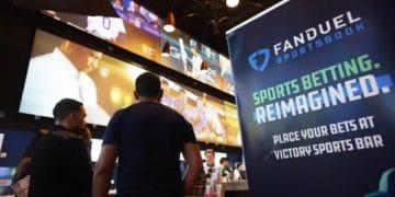 FanDuel sportsbook september revenue report nj sportsbooks