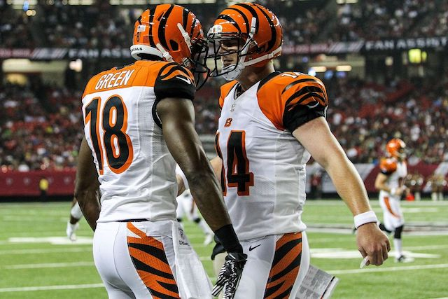nfl week 1 picks bengals colts