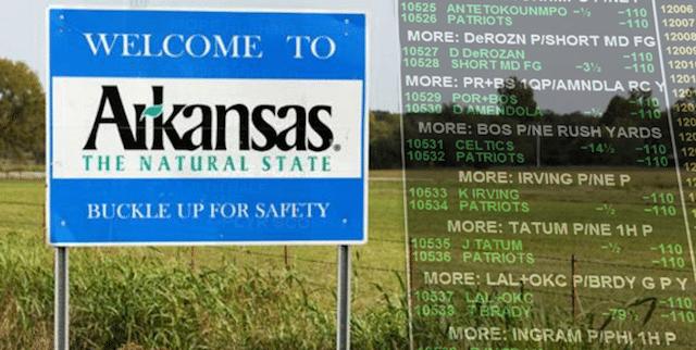 Arkansas sports betting ballot initivative