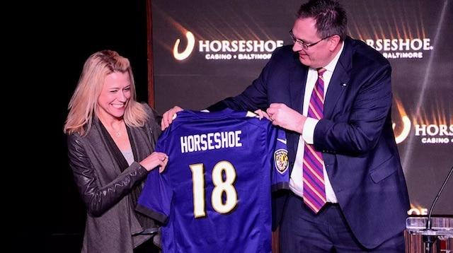 caesars horseshoe casino baltimore ravens