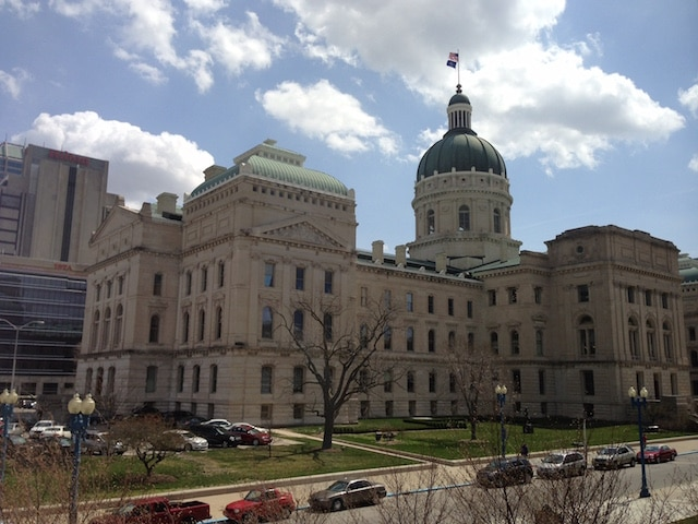 Indiana state legislature sports betting
