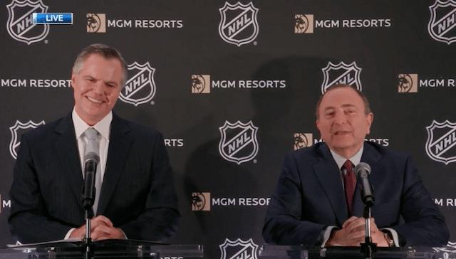 nhl sports betting mgm deal data marketing