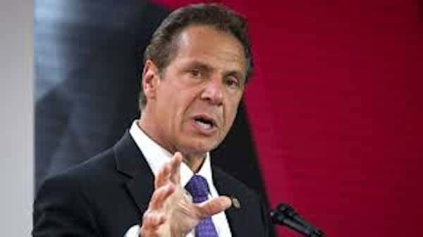 New York Sports Betting Andrew Cuomo