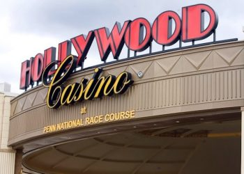 PA sports betting hollywood casino