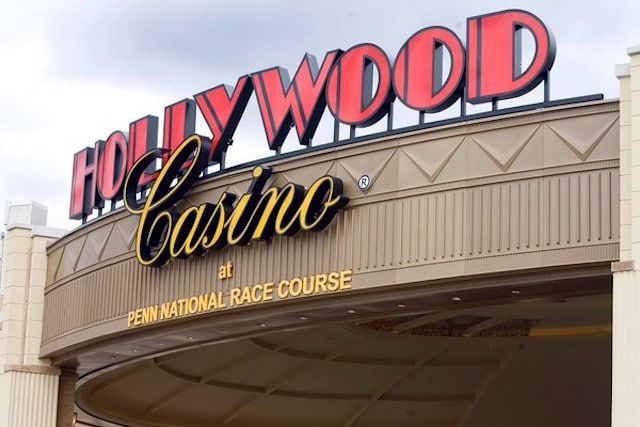 PA sports betting holllywood casino