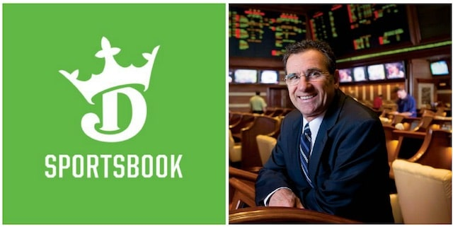 draftkings sportsbook johnny avello hire las vegas wynn