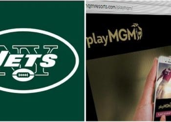 jets mgm marketing deal branding playmgm new york jets nfl